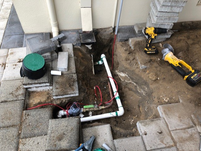 Reticulation Repairs Joondalup
