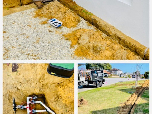 Reticulation Services in Joondalup