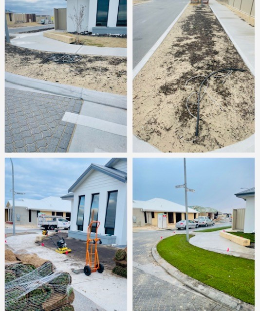Lawn Installation in Joondalup