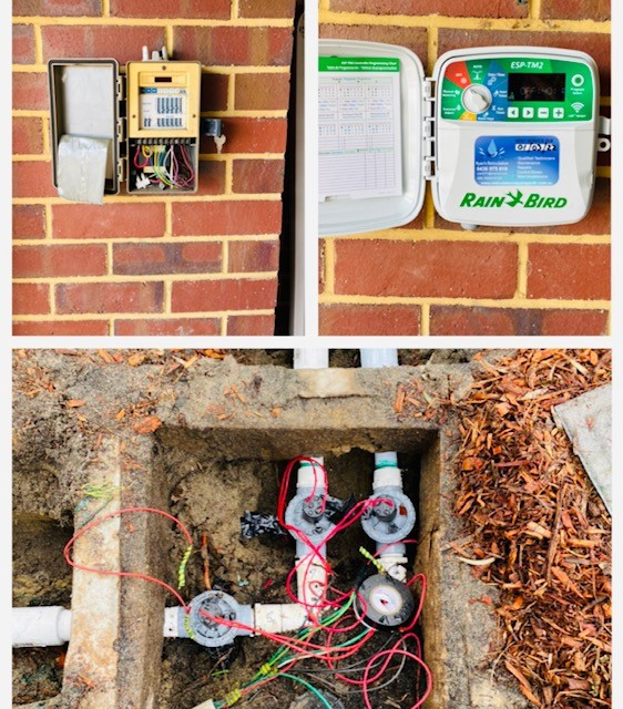 Irrigation Services in Woodvale