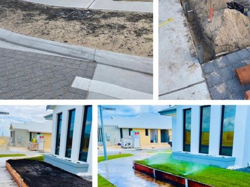 Garden Retaining Walls in Joondalup