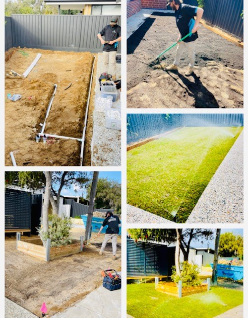 Reticulation Services in Mullaloo