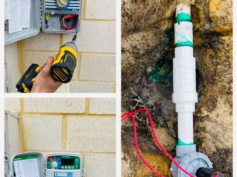 Reticulation Repairs in Warwick