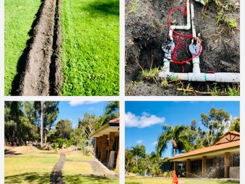 Reticulation Installation in Jandabup