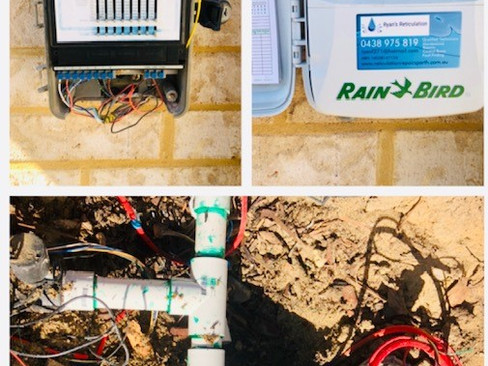 Reticulation Repairs in Mindarie