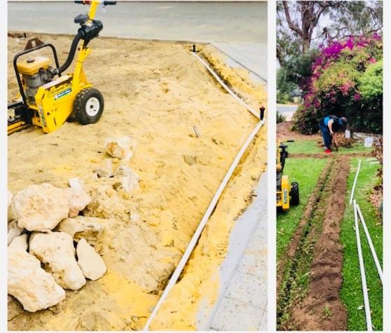Reticulation Installation Perth