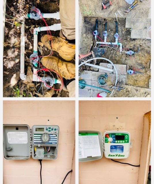 irrigation services in Kallaroo