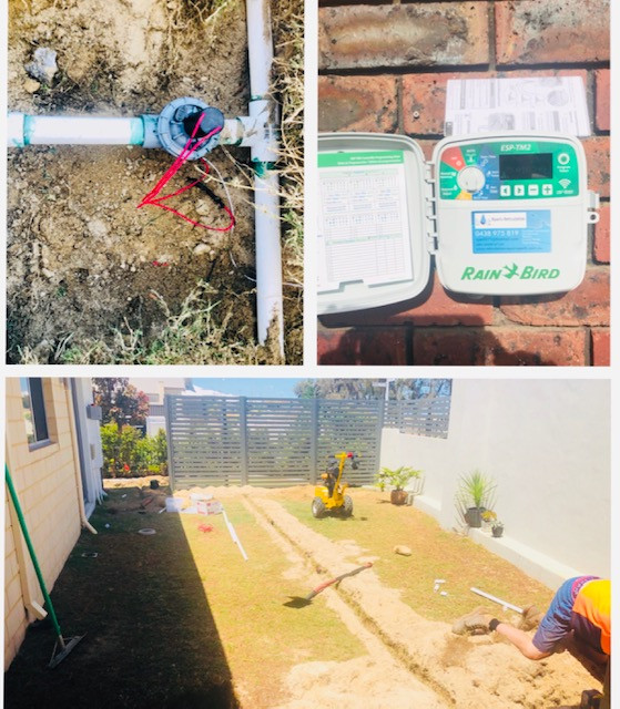 Reticulation Repairs in Hillarys
