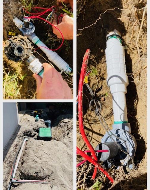 Reticulation Repairs in Wangara