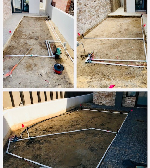 Reticulation Installations in Perth
