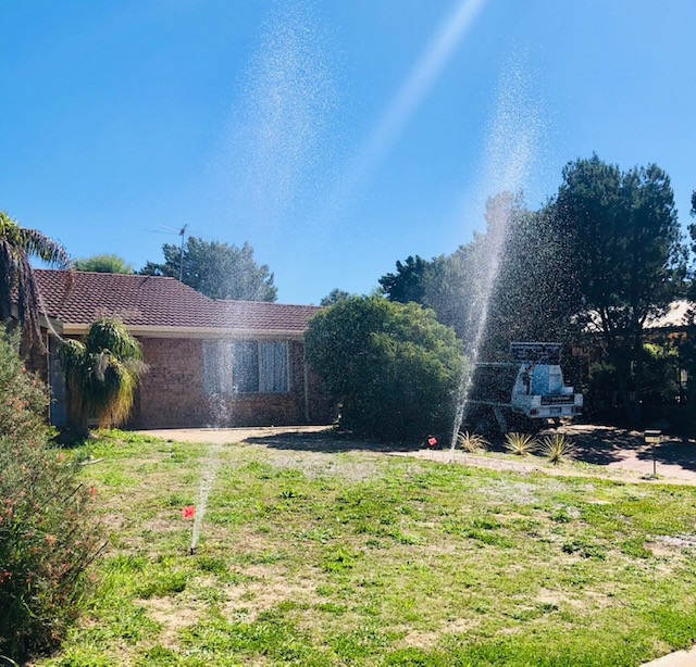 Reticulation Repairs in Connolly