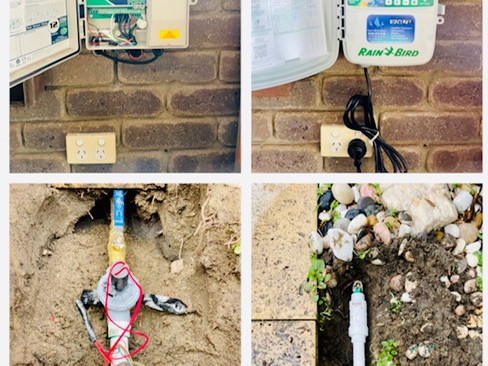 Irrigation Maintenance in Wanneroo