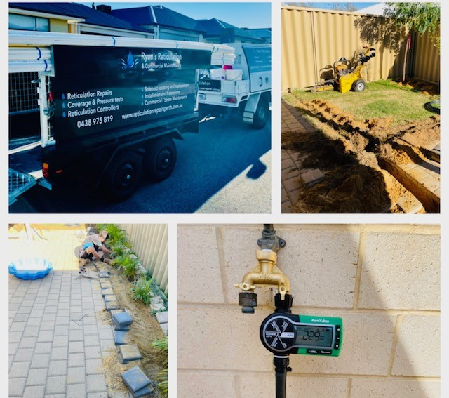 Reticulation Installers in Perth