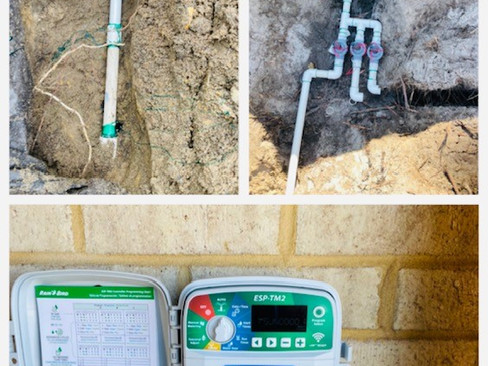 Reticulation Services in Kingsley