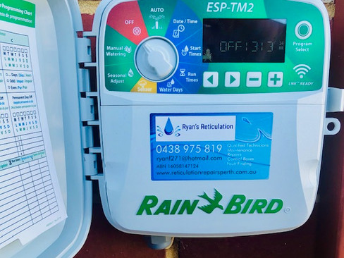 Reticulation Controllers Joondalup