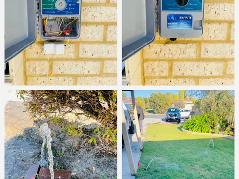 Reticulation Services in Connolly
