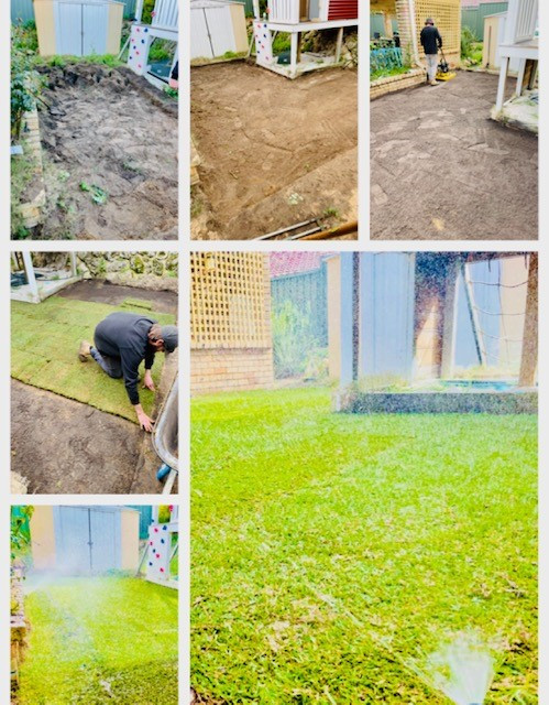 Reticulation & Lawn Packages in Perth