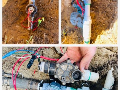 Reticulation Repairs in Henley Brook