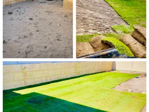 Lawn Installation in Perth's Northern Suburbs