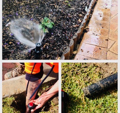 Reticulation Repairs in Jindalee