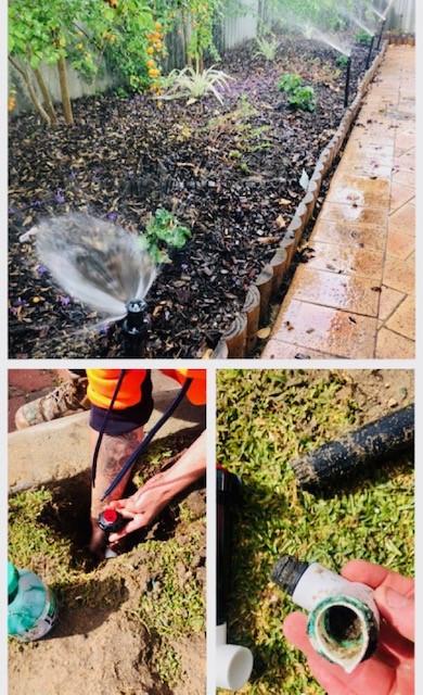 Reticulation Repairs in Jindalee