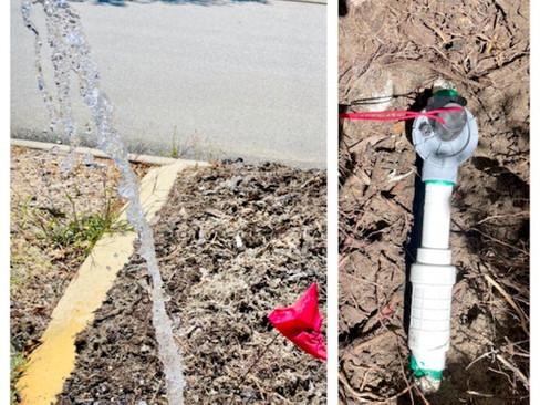 Reticulation Leak Repairs in Perth
