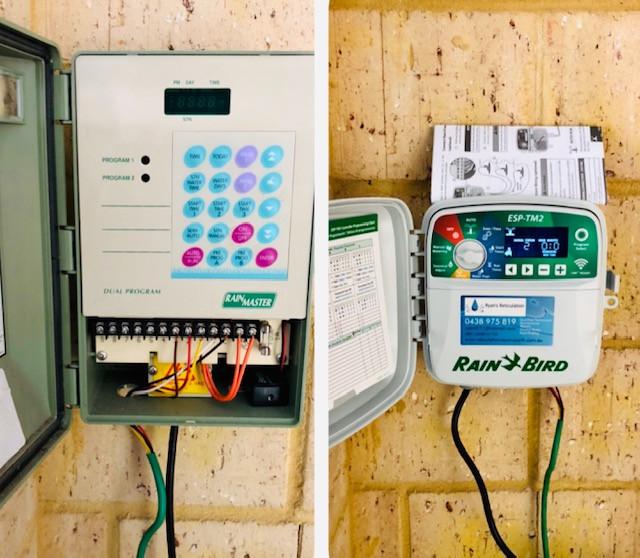 Sprinkler Controller Installation Perth