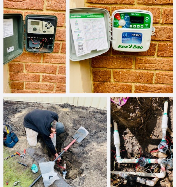 Reticulation Services in Iluka