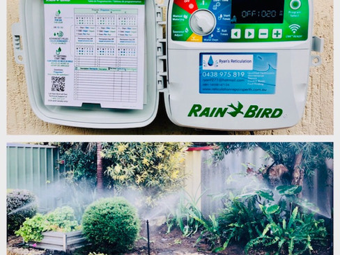 Reticulation Repairs in Landsdale