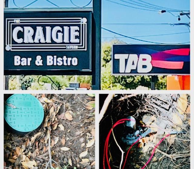 Reticulation Repairs in Craigie
