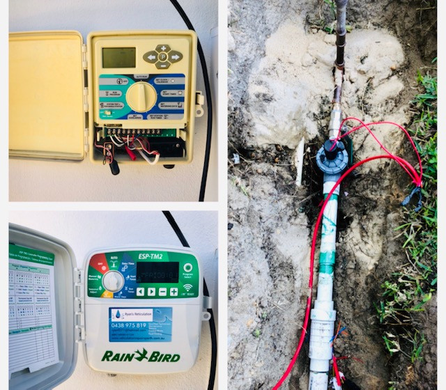Reticulation Repairs in Karrinyup