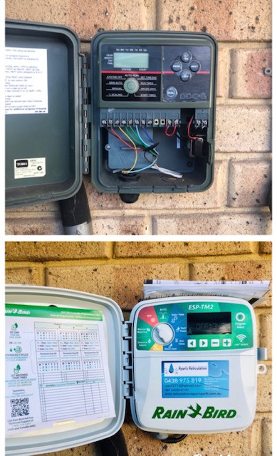 Reticulation Controller Replacement in Hocking