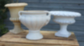 Selection earthenware urns.jpg