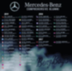 The First 50 Benz Boys