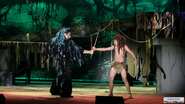 2015-08-12 Super Summer Theatre - Tarzan