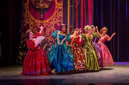 Princesses TLM HuntsEnt.com