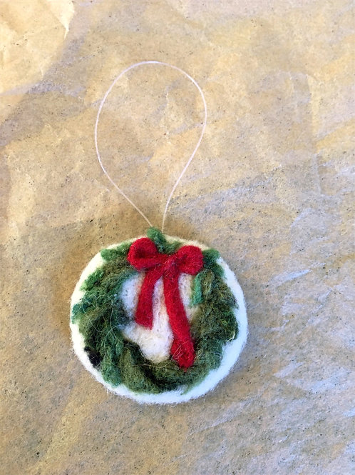 Wreath Ornament-1