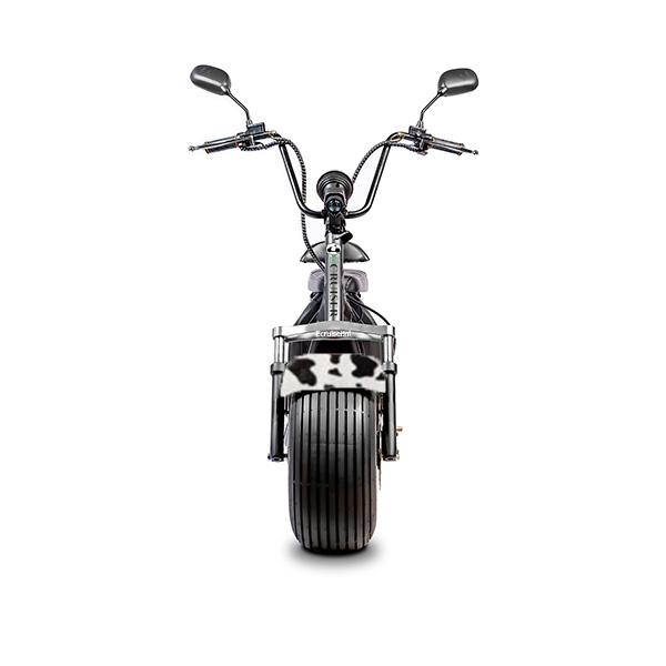 Elektrische-scooter-voorkant-Koe