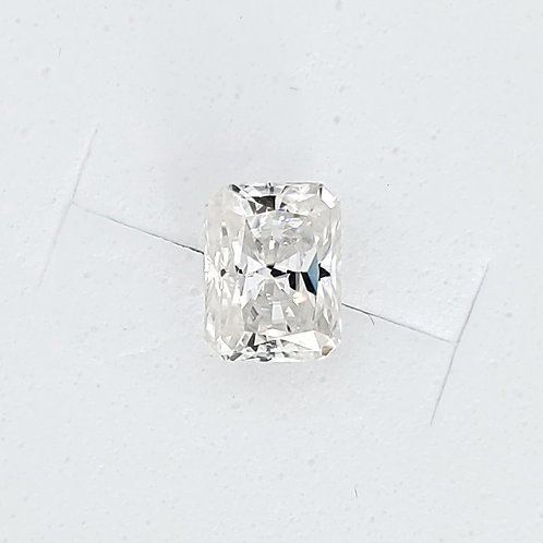 Radiant cut Moissanite 1-3cts