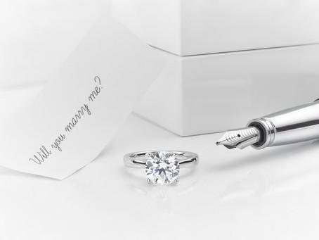 戒指最好的金屬 - 是鉑金還是18K?