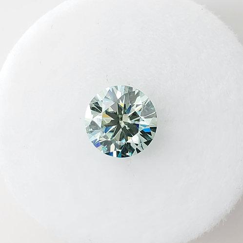 藍色莫桑石(1卡)