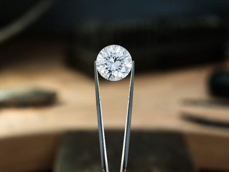 The quality of moissanite