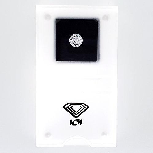 Lab-grown diamond round 1.07cts (F/SI2/VG)