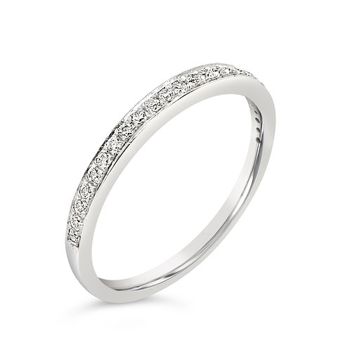 莫桑石戒指 (共20份)