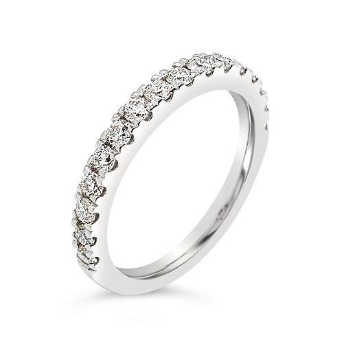 Moissanite Ring 0.3ct