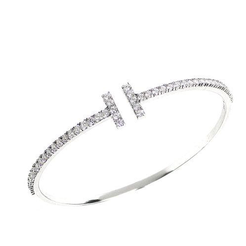 Moissanite bracelet (2ctw)