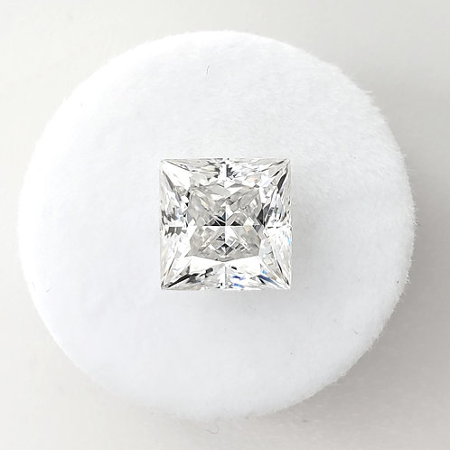 Princess cut Moissanite (1 to 3 cts)