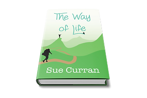 The way of Life book by author women fiction Sue Curran Writes