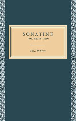 Sonatine for Brass Trio
