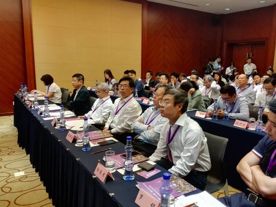 青年創業論壇代表出席